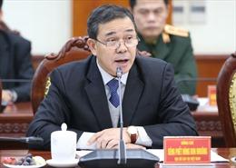 Đại sứ Lào đánh giá cao công tác chuẩn bị Đại hội XIII của Đảng Cộng sản Việt Nam