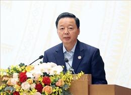 Tài nguyên và môi trường dần trở thành một ngành kinh tế quan trọng của đất nước