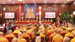 Giáo hội Phật giáo Việt Nam TP Hồ Chí Minh góp phần xây dựng và phát triển thành phố