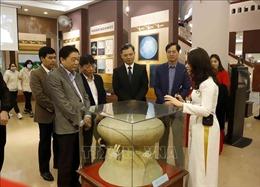 Trưng bày hơn 200 hiện vật về 'Văn hóa Đông Sơn trên đất Vĩnh Phúc'