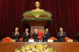 Đồng chí Nguyễn Phú Trọng được bầu làm Tổng Bí thư Ban Chấp hành Trung ương Đảng Cộng sản Việt Nam khóa XIII