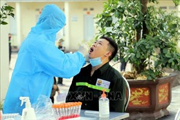 Quảng Ninh mở rộng diện sàng lọc, tăng năng lực xét nghiệm 