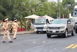 Đà Nẵng: Xử lý nghiêm tài xế xe khách gây rối tại chốt kiểm dịch COVID-19