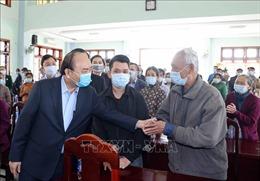 Thủ tướng Nguyễn Xuân Phúc thăm gia đình chính sách và hộ nghèo huyện Quế Sơn, tỉnh Quảng Nam