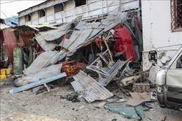 Đánh bom tại Somalia khiến 12 nhân viên an ninh thiệt mạng