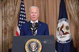 Tổng thống Mỹ bình luận về việc dỡ bỏ trừng phạt Iran