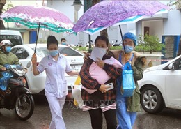 Dỡ bỏ phong tỏa Bệnh viện Trẻ em và Bệnh viện Phụ sản Hải Phòng