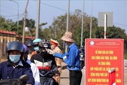 Đắk Nông: Cách ly tại nhà các trường hợp trở về hoặc đến từ TP Hồ Chí Minh
