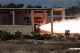 Bộ Quốc phòng Hàn Quốc: Triều Tiên mở rộng các cơ sở phát triển tên lửa