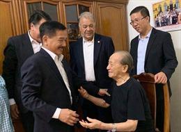 Giáo sư Nguyễn Tài Thu, một người bạn quý của Mexico