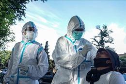 Indonesia ghi nhận 7.300 ca nhiễm mới virus SARS-CoV-2