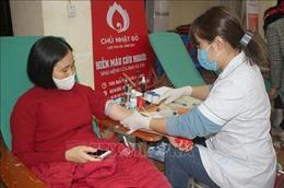 Viện Huyết học - Truyền máu Trung ương tiếp tục kêu gọi người dân tham gia hiến máu