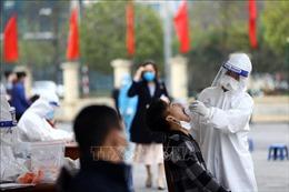 Hà Nội: Khoảng 45.000 người về từ vùng dịch đã được lấy mẫu xét nghiệm