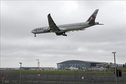 Anh tạm thời hạn chế máy bay dòng Boeing 777 bay vào không phận