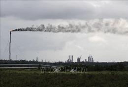 Giá dầu thế giới tăng gần 4% trong phiên 22/2