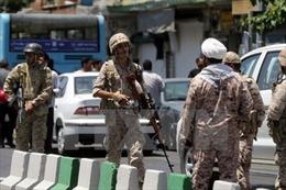 Iran bắt giữ đối tượng âm mưu đánh bom liều chết