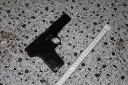 Bắt giữ nhóm đối tượng liên quan vụ nổ súng tại Cần Thơ