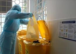 Tập trung xử lý chất thải y tế lây nhiễm tại chỗ