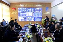 Khai trương Trung tâm điều hành thông minh tỉnh Bắc Kạn