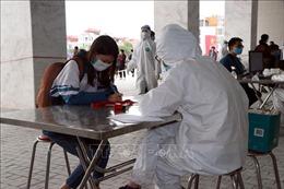 Từ ngày 5/3, Hải Dương xét nghiệm mẫu gộp cho lái xe, học sinh, sinh viên