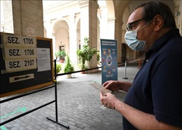 Italy hoãn bầu cử địa phương do dịch bệnh phức tạp