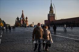 Thủ đô Moskva (Nga) chấm dứt lệnh buộc người già, người bệnh mãn tính ở trong nhà