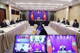 Tăng cường hữu nghị, không ngừng nâng cao hiệu quả hợp tác giữa Việt Nam - Lào - Campuchia