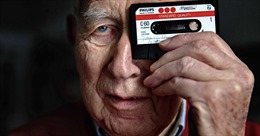 Vĩnh biệt 'cha đẻ' của băng cassette
