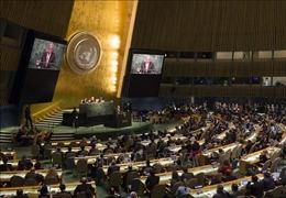 HĐBA LHQ thông qua Tuyên bố Chủ tịch về tình hình ở Myanmar