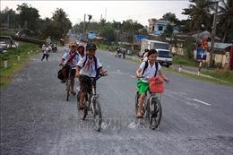 Huyện Gò Quao đạt chuẩn nông thôn mới