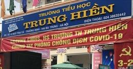 Hà Nội yêu cầu làm rõ việc giáo viên đánh học sinh lớp 3
