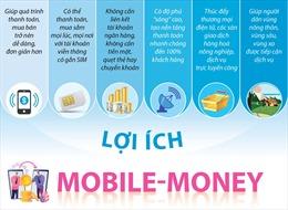 Lợi ích và thách thức của Mobile-Money