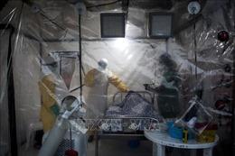 Tỷ lệ bệnh nhân Ebola tại CHDC Congo và Guinea tử vong lên tới 50%