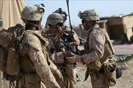 Mỹ không kích nhằm hỗ trợ lực lượng Afghanistan chống Taliban