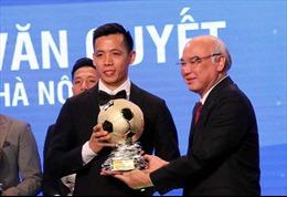 Nguyễn Văn Quyết: 'Thành tích của tập thể luôn là giải thưởng danh giá nhất trong bóng đá'