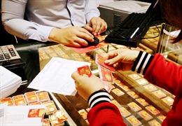 Giá vàng trong nước sáng 4/6 giảm 450.000 đồng/lượng