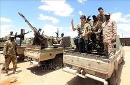 EU gia hạn sứ mệnh Phái bộ giám sát lệnh cấm vận vũ khí đối với Libya