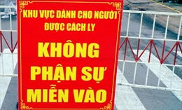 Tiếp nhận 144 công dân Việt Nam từ nước ngoài trở về cách ly tập trung