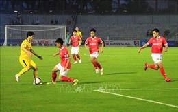 V.League 2021: Hồng Lĩnh Hà Tĩnh chia điểm với Hoàng Anh Gia Lai trên sân nhà