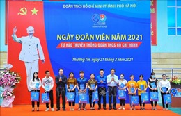 Nhiều hoạt động của tuổi trẻ Thủ đô trong Tháng Thanh niên năm 2021