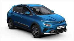 VinFast chính thức mở bán mẫu ô tô điện đầu tiên VF e34