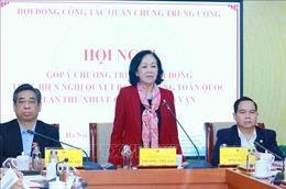 Phát huy vai trò chủ thể của nhân dân trong sự nghiệp đổi mới đất nước