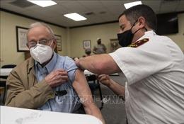 Tổng thống Joe Biden đặt mục tiêu sớm đạt 200 triệu lượt tiêm vaccine ngừa COVID-19