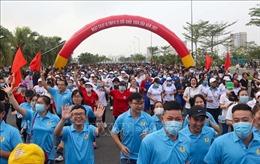 Hơn 1.500 người tham gia 'chạy vì sức khỏe toàn dân' tại Đà Nẵng