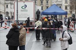 Slovenia tái áp đặt các biện pháp hạn chế đến giữa tháng 4