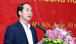 Bổ nhiệm ông Nguyễn Văn Hồi làm Thứ trưởng Bộ Lao động - Thương binh và Xã hội