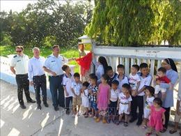 Đại sứ quán Canada khánh thành công trình thiện nguyện tại Khánh Hòa