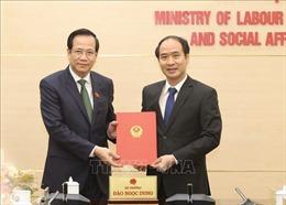 Lễ công bố quyết định bổ nhiệm Thứ trưởng Bộ Lao động - Thương binh và Xã hội
