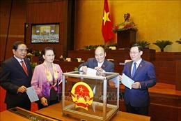 Quốc hội bầu một số Phó Chủ tịch Quốc hội
