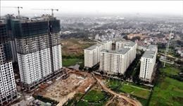 Nghịch lý giá bất động sản
